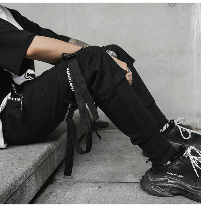 Casual Multi-Pocket Joggers for Men